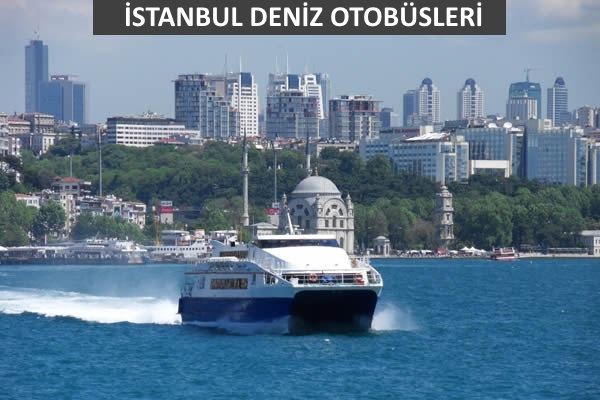İstanbul Deniz Otobüsleri (İDO)