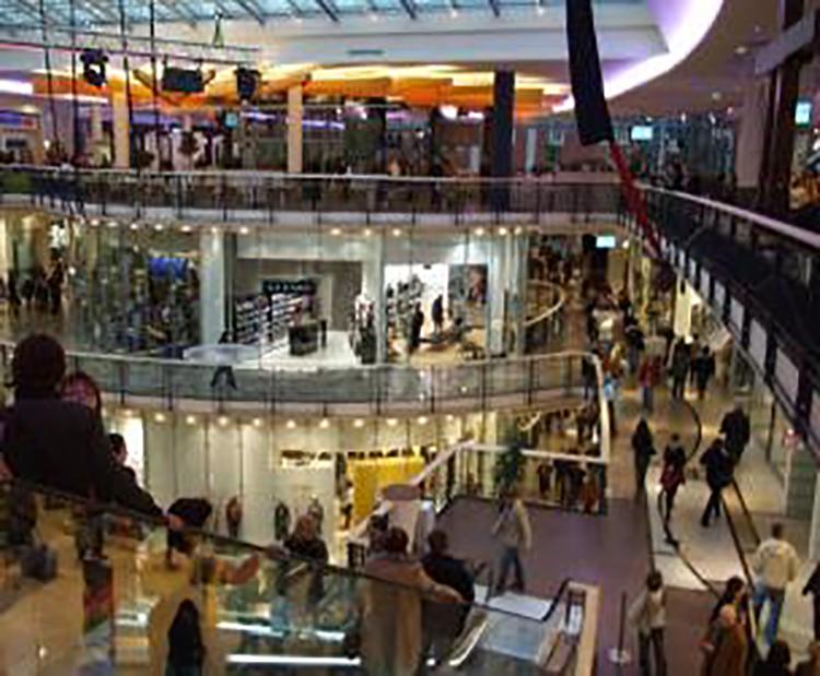Palladium Shopping Mall